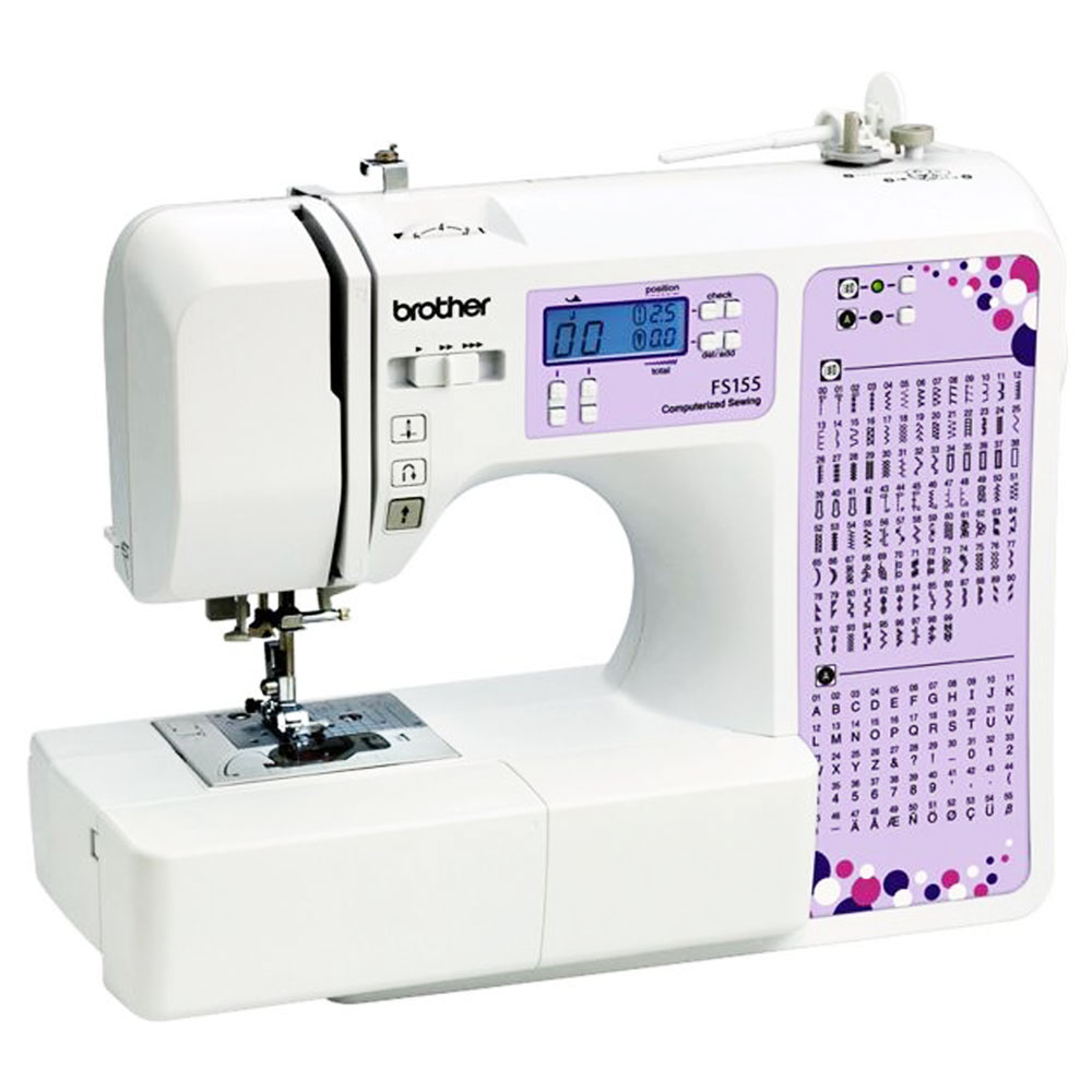 Brother FS155 Computerized Sewing Machine