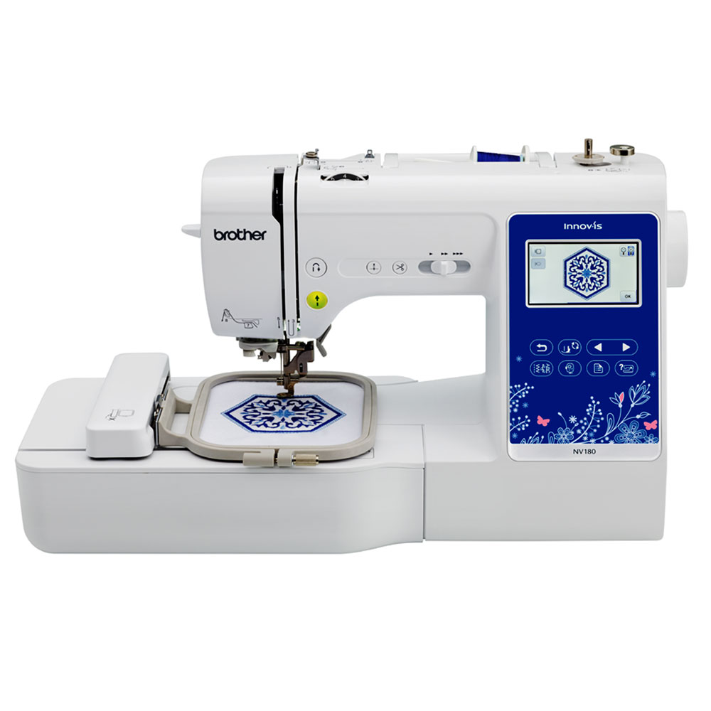 Sewing Quilting And Embroidery Machine