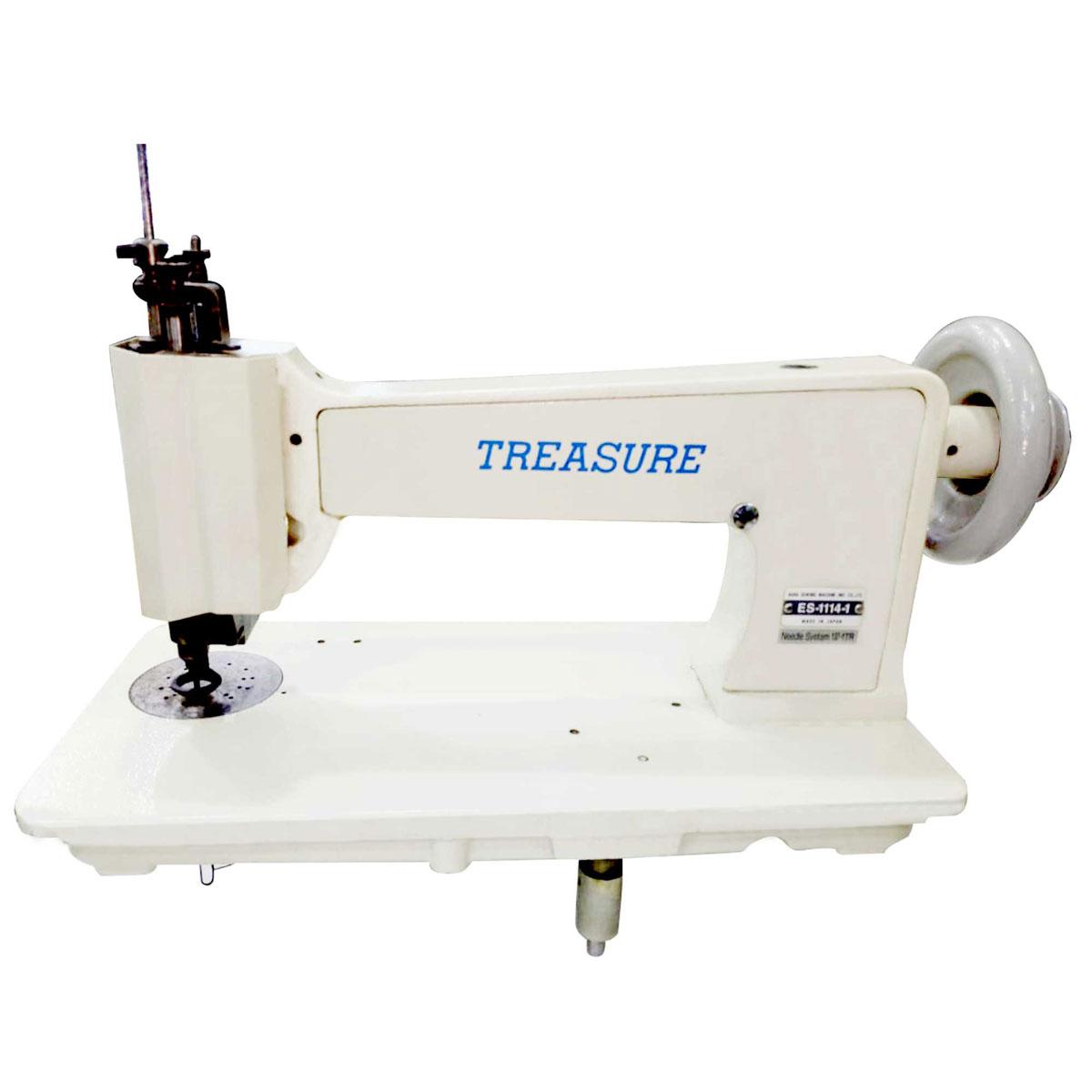Treasure ES-1114-1 Handle Operating Chain-Stitch ...