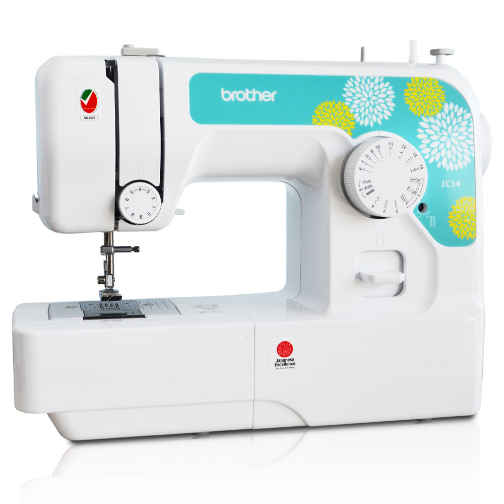 Brother JC-14 Household Sewing Machine